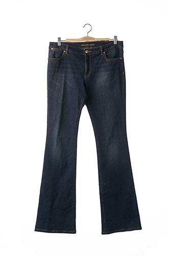 Jeans bootcut bleu MICHAEL KORS pour femme
