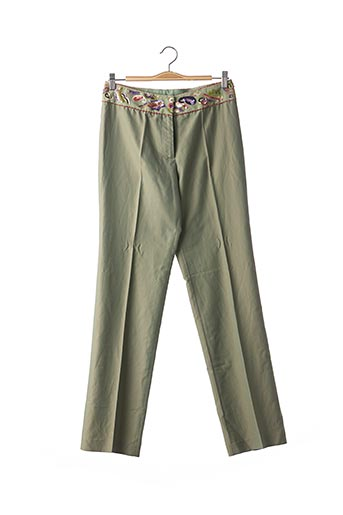 Pantalon casual vert ETRO  pour femme
