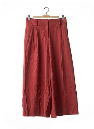 Pantalon 7/8 rouge DIANE VON FURSTENBERG pour femme
