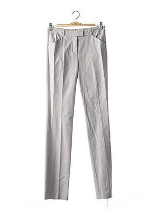 Pantalon casual gris HUGO BOSS pour femme