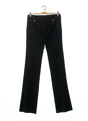 Pantalon casual noir GUCCI pour femme