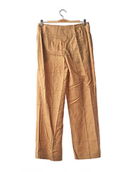Pantalon casual beige BY MALENE BIRGER pour femme seconde vue