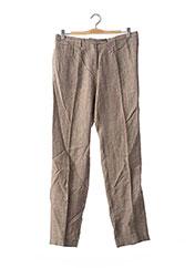 Pantalon casual marron KENZO pour femme seconde vue