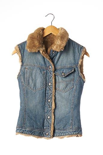 Veste en jean bleu PAUL SMITH pour femme