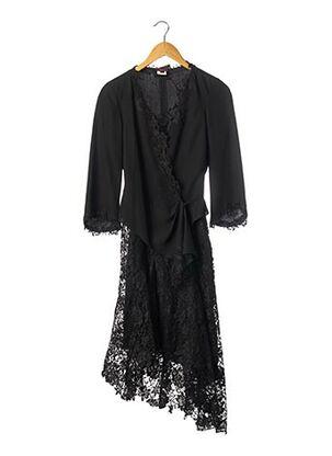 Veste/robe noir RENATO NUCCI pour femme