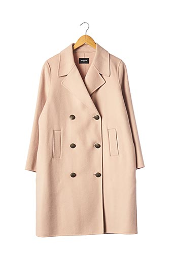 Manteau long rose THE KOOPLES pour femme