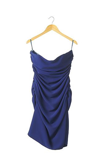 Robe courte bleu MICHAEL KORS pour femme