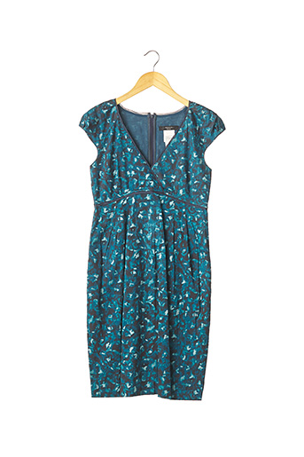 Robe mi-longue bleu WEEKEND MAXMARA pour femme