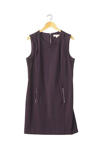 Robe mi-longue violet MICHAEL KORS pour femme