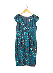 Robe mi-longue bleu WEEKEND MAXMARA pour femme seconde vue