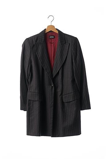 Veste casual gris APARA pour femme