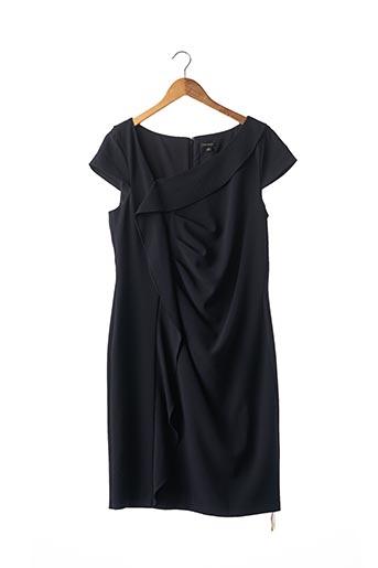 Robe mi-longue bleu ANN TAYLOR pour femme