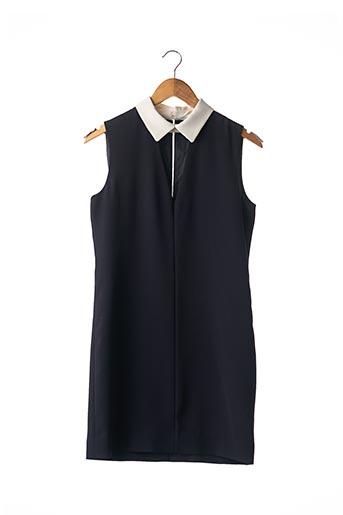 Robe mi-longue bleu ZAPA pour femme