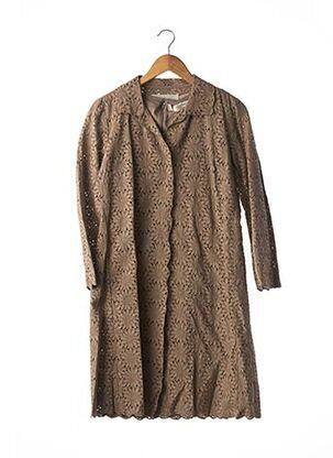 Veste/robe marron GERARD DAREL pour femme