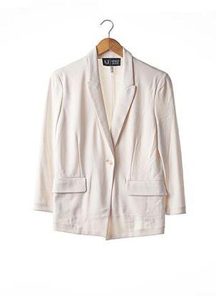 Veste chic / Blazer blanc ARMANI pour femme