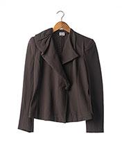 Veste chic / Blazer gris ARMANI pour femme seconde vue