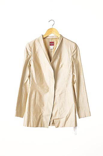 Veste chic / Blazer beige KENZO pour femme