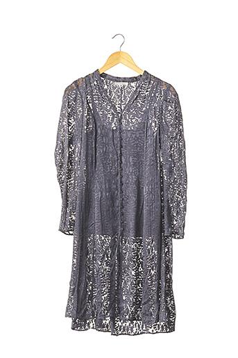 Robe mi-longue gris ARMAND VENTILO pour femme