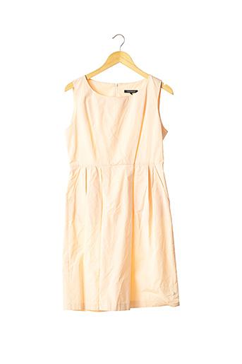 Robe mi-longue rose TARA JARMON pour femme