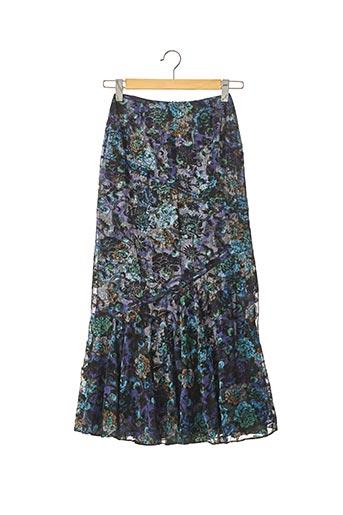 Jupe longue bleu KENZO pour femme