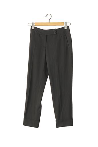 Pantalon 7/8 noir DKNY pour femme