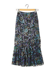 Jupe longue bleu KENZO pour femme seconde vue