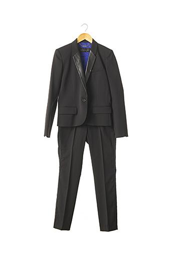 Veste/pantalon noir BARBARA BUI pour femme