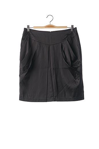 Jupe mi-longue noir BY MALENE BIRGER pour femme