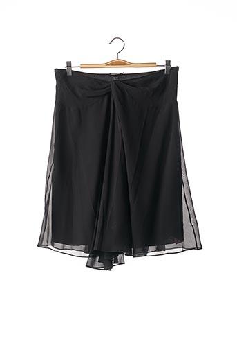 Jupe mi-longue noir DKNY pour femme