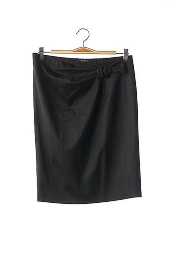 Jupe mi-longue noir GUCCI pour femme