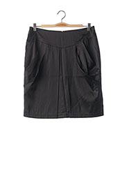 Jupe mi-longue noir BY MALENE BIRGER pour femme seconde vue