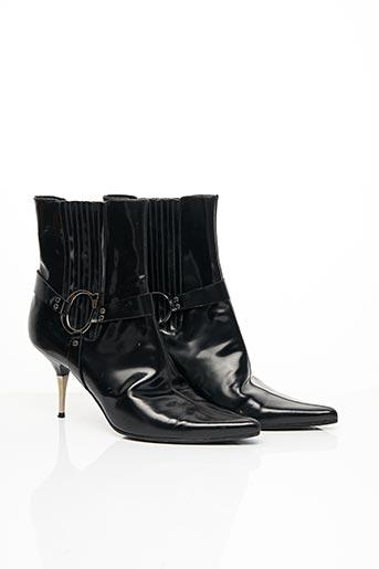 Bottines/Boots noir DIOR pour femme