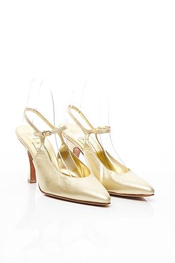 Sandales/Nu pieds jaune BRUNO MAGLI pour femme