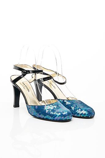 Escarpins bleu SONIA RYKIEL pour femme