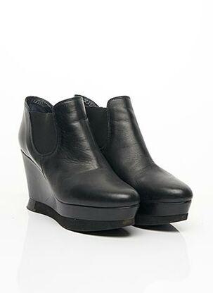 Bottines/Boots noir CASTANER pour femme