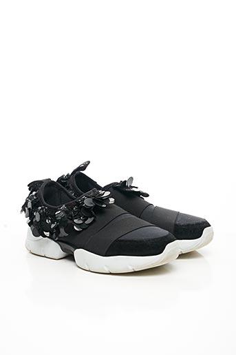 Baskets noir EMILIO PUCCI pour femme