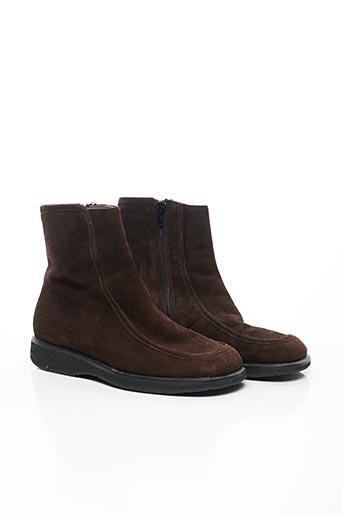 Bottines/Boots marron BALLY pour femme