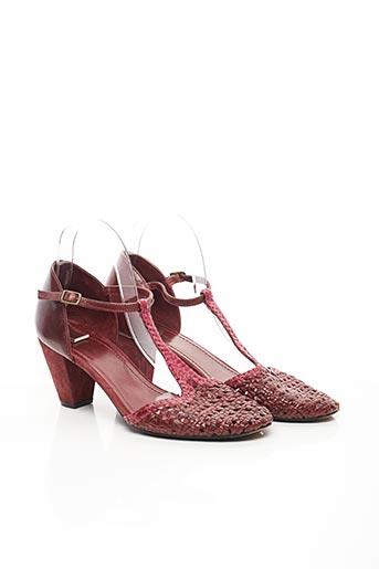 Escarpins rouge ANTIK BATIK pour femme