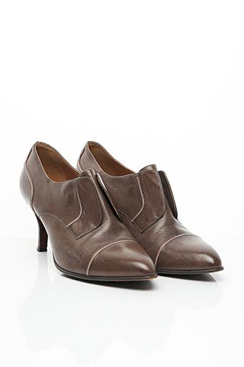 Bottines/Boots marron FRATELLI ROSSETTI pour femme
