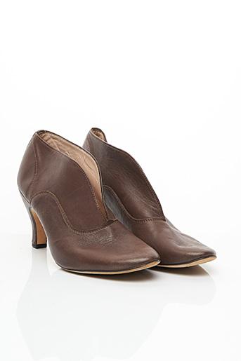 Bottines/Boots marron REPETTO pour femme