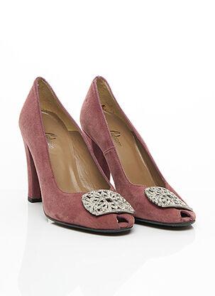 Escarpins rose CASTANER pour femme