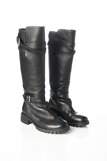 Bottes noir FENDI pour femme