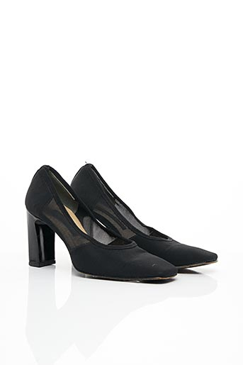 Escarpins noir ANNE KLEIN pour femme