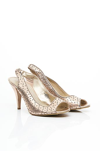 Sandales/Nu pieds rose BANDOLINO pour femme