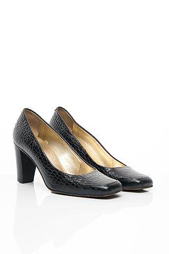 Escarpins noir PAULE KA pour femme