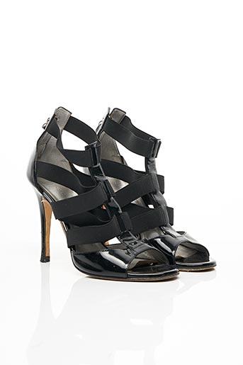 Sandales/Nu pieds noir CASADEI pour femme