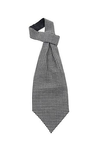 Cravate noir VERONIQUE BRANQUINHO pour homme