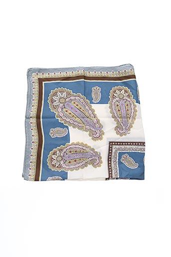 Foulard bleu ETRO  pour femme