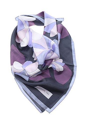 Foulard violet CARVEN pour femme