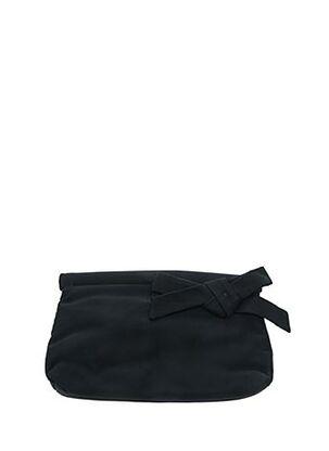Pochette noir PAULE KA pour femme